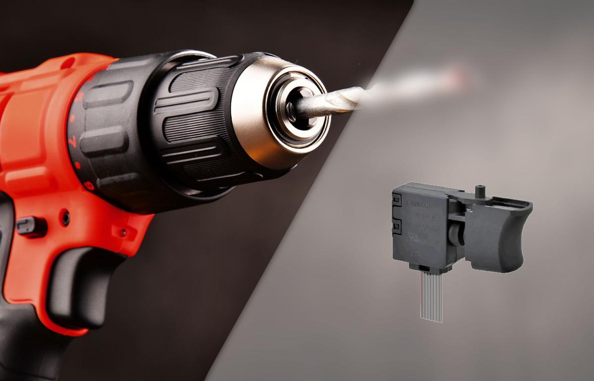 Tough miniature trigger switch launched by Omron | Overcomm